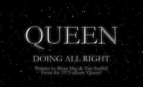 Doing All Right (ドゥーイング・オール・ライト)- Queen (クイーン)