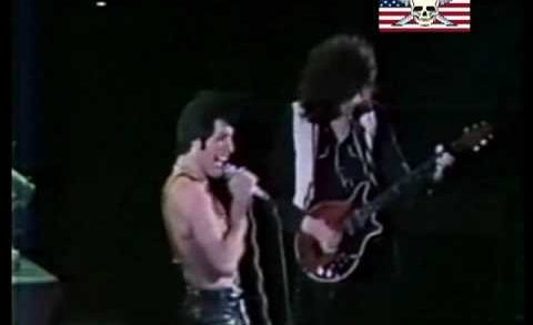 Fat Bottomed Girls – Queen Live (クイーン ライブ)