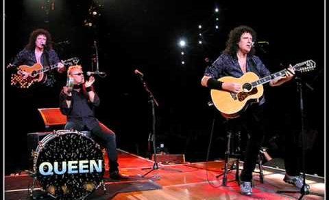 Long Away – Queen + Paul Rodgers Live (クイーン ライブ)