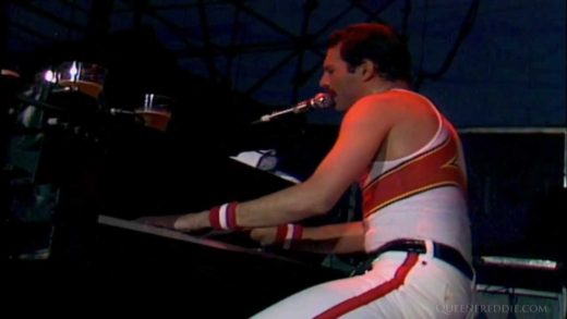 Somebody To Love – Queen Live (クイーン ライブ)